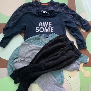 🎉Firm/Just In🎉 Boys 4/4T Bundle